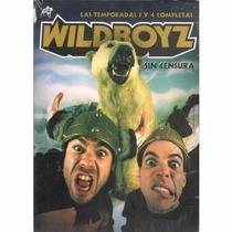 Wildboyz Paquete Temporadas 1 2 3 4 , Serie Completa Tv Dvd