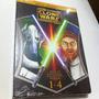 Star Wars The Clone Wars Temporada 1 Importada Suecia 4dvds