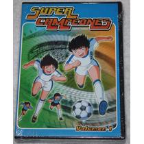 Supercampeones. Captain Tsubasa. Anime
