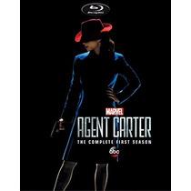 Agent Carter Primera Temporada 1 Uno Serie Importada Blu-ray