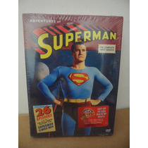 Adventures Of Superman Complete First Season Import Set Dvd
