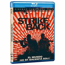 Strike Back Tercera Temporada 3 Tres , Serie Tv En Blu-ray