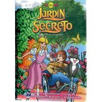 Dvd El Jardin Secreto Animada Audio Español Latino