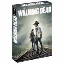 The Walking Dead Temporada 4 Cuatro Cuarta Serie Tv Dvd