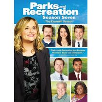 Parks And Recreation , Temporada 7 Siete , Serie Tv En Dvd