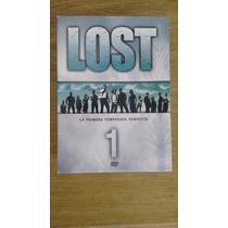 Lost La Primera 1a Temporada Completa En Dvd Original