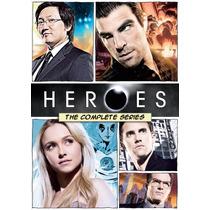 Heroes , Coleccion Completa , Serie Tv Preventa Dvd