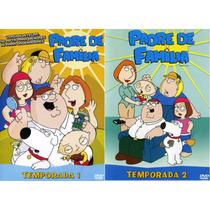 Padre De Familia Paquete Temporadas De 1 A 12 Serie En Dvd