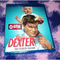 Dexter - Cuarta Temporada Bluray Importado Usa Hm4