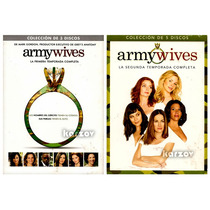 Army Wives, Paquete Primera Y Segunda Temporadas, 1 Y 2, Dvd