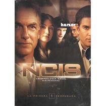 Ncis Criminologia Naval, Temporada 1, Uno. Serie Tv, Dvd
