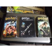 Vhs Original Peliculas De Coleccion Harry Potter Coleccion