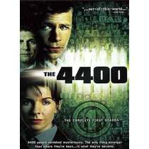 Los 4400 Primera Temporada - The 4400 First Season Dvd