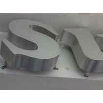 Letras 3d De Aluminio, Acrilico,anuncios Luminosos Op4