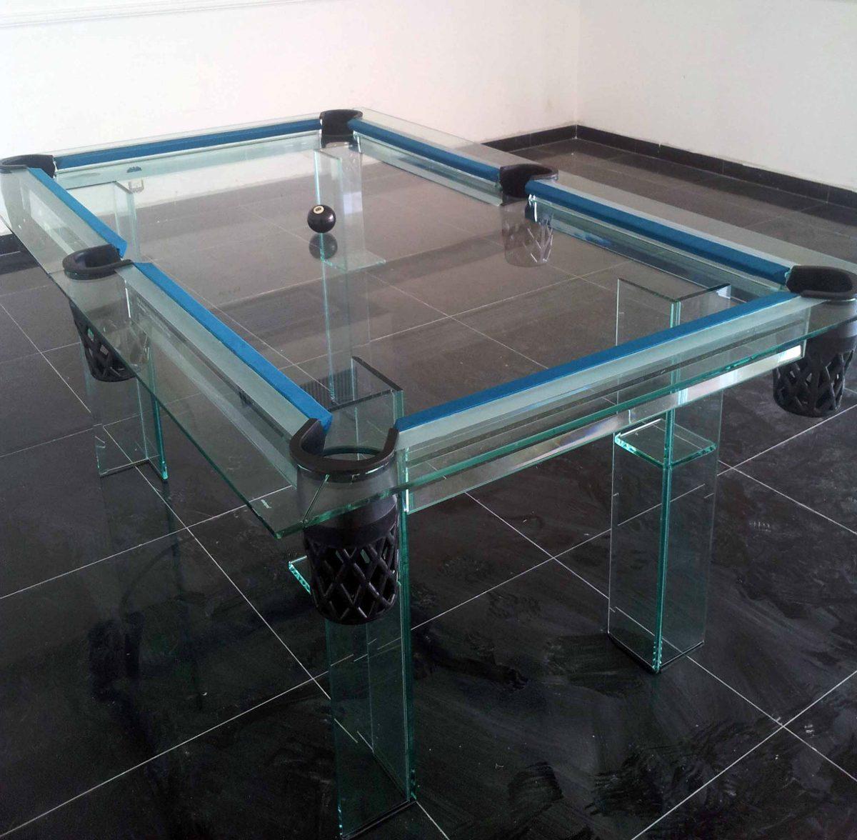 Servilleteros mesas de cristal todo en vidrio - Cristal de mesa ...