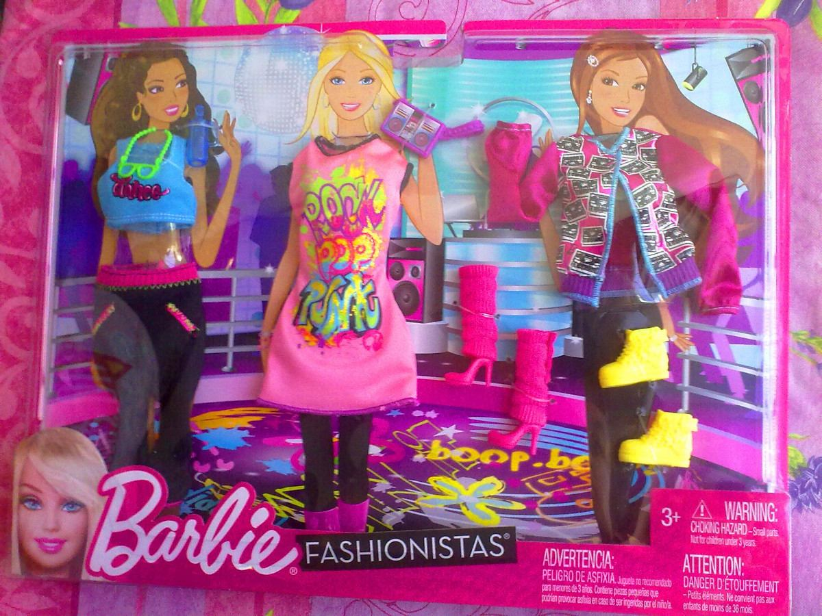 Ropa para barbies - Imagui