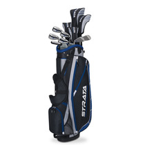 Set Completo De Golf Strata 16 Piezas