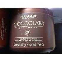 Mascarilla Pelo Cioccolato D Alfaparf Milagrosa Tamaño Jumbo