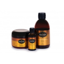 Mini Tratamiento Capilar Kinessences Shampoo Mask Aceite