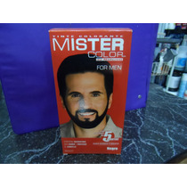 Mister Color Tinte Colorante For Men Nefertiti