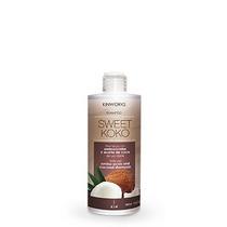 Shampoo Sweet Koko Kinworks Kin 400ml. Con Aceite De Coco