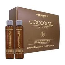 Alfaparf Ampolletas Capilares Hidratantes Cioccolato (choco)