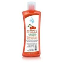 Shampoo De Jitomate Grande Para Cabello Graso Shelo Nabel