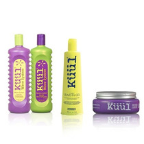 Kuul Kit Cera Urban Wax + Duo Ondas + Gel Para Rizos
