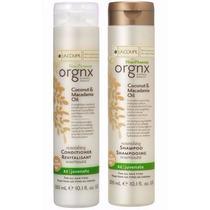 Shampoo + Conditioner Aceite De Coco Y Macadamia Importado