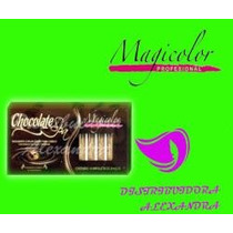 Ampolleta Chocolate Spa 10 Pz C/20ml Magicolor
