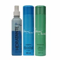 Kit Shampoo Sin Sulfatos Tratamiento Open Secret Cuidado