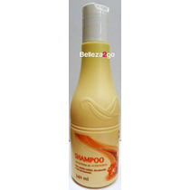 Shampoo Con Proteínas De Almendras Nefertiti