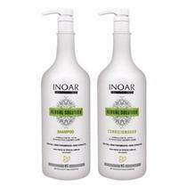 Inoar Shampoo Y Acondicionador Herbal Solutions