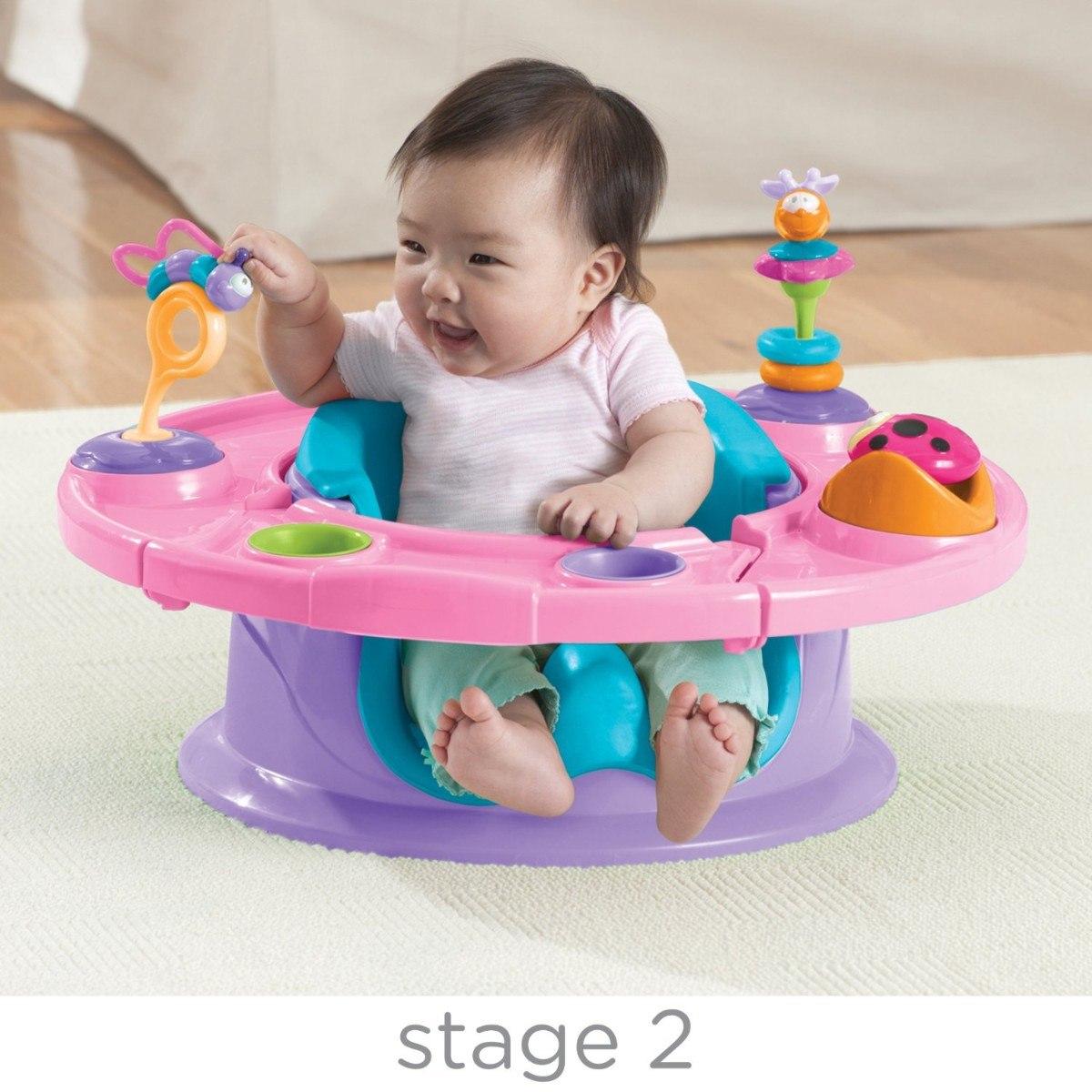 Silla estilo bumbo para beb 3 en 1 asiento juegos for Asiento de bebe para auto