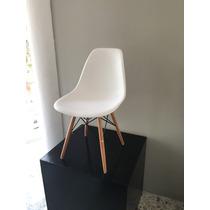 Silla Eames S/brazo Blanco Kartell By/il Mio Mueble