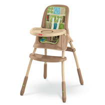 Silla Periquera Alta Portable Fisher Price Rainforest