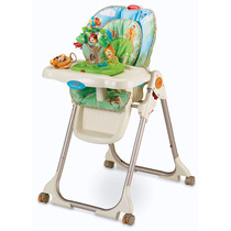Fisher Price Periquera Silla Alta Comer Bebe Rainforest