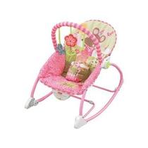 Fisher-price Para Bebés A Niños Pequeños Rocker Princesa Mou