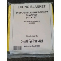 Manta Económica De Emergencia Swift First Aid