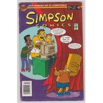 Simpsons Comics # 52 - Editorial Vid