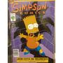 Simpson Cómics #2 Editorial Vid México En Español