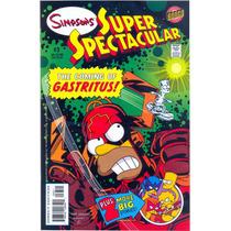 Simpsons Super Spectacular The Coming Of Gastritus # 3