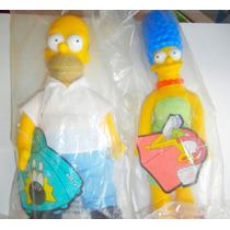 The Simpsons / Los Simpsons Muñecos De Colección 1990
