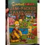 Cómic Autografiado Por Matt Groening Simpsons (o )( O)!