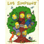 Álbum Los Simpsons 1991. Panini. Unico En Ml. Antiguo