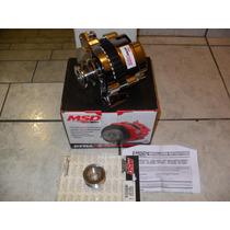 Alternador Msd Dynaforce 160 Amp Cromado Gm Cs130
