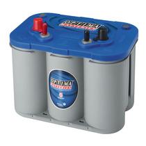 Bateria Gel Optima Azul D31m 1125 Amp 18 Meses Garant Marina
