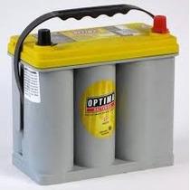 Batería/acumulador Optima Tapa Amarilla 75-25.bateria Optima