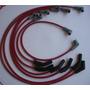 Cables Para Bujías Garlo Race 8.5 Mm Thunderbird Cougar V6