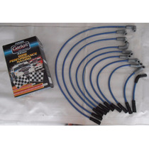 Cables Para Bujías Garlo Race 8.5 Mm Camaro Trans Am V8 Lt1